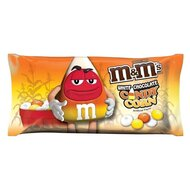 M&Ms - White Candy Corn - chocolate candies - 42,5g