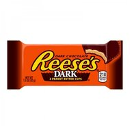 Dark Reeses 2 Peanut Butter Cups - 42g
