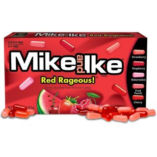 Mike and Ike - Red Rageous - 141g
