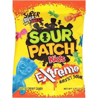 Sour Patch Kids Extreme - 113g
