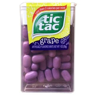 Tic Tac - Grape - 29g