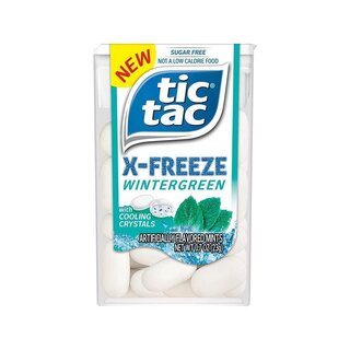 Tic Tac - X-Freeze - Wintergreen - 23g