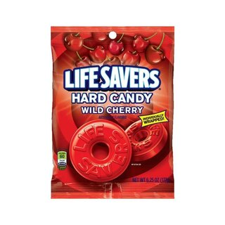 Lifesavers Wild Cherry - 12 x 177g