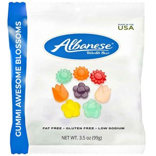Albanese - Gummi Awesome Blossoms - 100g
