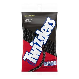 Twizzlers Licorice - 198g