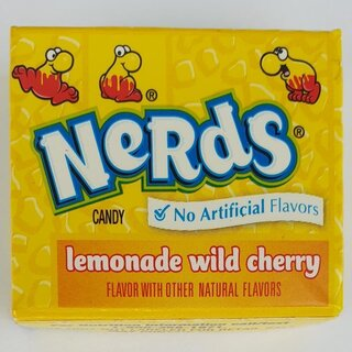 Nerds Wild Lemonade Mini - 1 x 1,5kg
