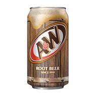 A&W - Root Beer - 24 x 355 ml