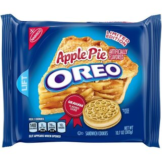 Oreo - Apple Pie Sandwich Cookies - 303g