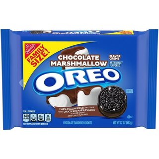 Oreo - Chocolate Marshmallow - 482g
