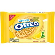 Oreo - Lemon Creme Sandwich Cookies - 432g