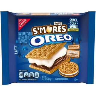 Oreo - Smores - limited edition - 303g