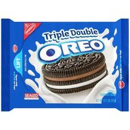 Oreo - Triple Double Chocolate Sandwich Cookies - 371g