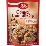 Betty Crocker - Oatmeal Chocolate Chip Cookie Mix - 12 x...