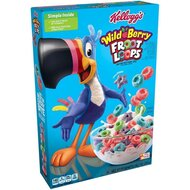 Kelloggs Froot Loops Wild Berry - 286g