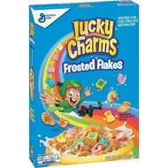 Lucky Charms - Frosted Flakes with Marshmallows - 12 x 391g