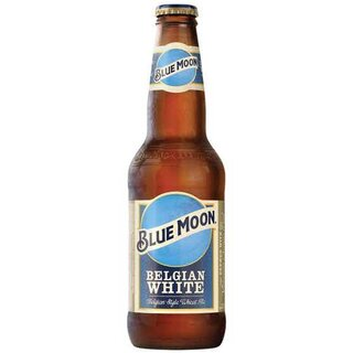 Blue Moon - Belgium White - Beer - 330 ml