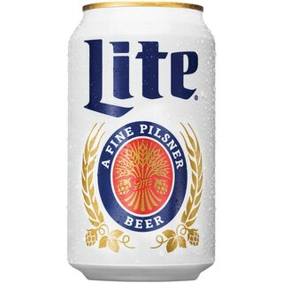 Miller - Lite Lager Beer - 355 ml