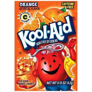 Kool-Aid Drink Mix - Orange - 4,2 g