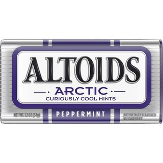 Altoids Artic - Peppermint - 1 x 34g