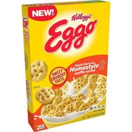 Kelloggs Eggo Homestyle Maple Flavored - 1 x 249g