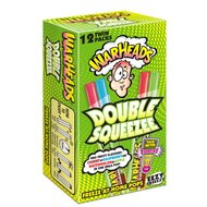 Warheads Double Squeezee Extreme Sour - 1 x 12 Stück