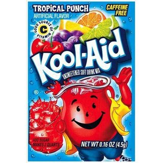 Kool-Aid Drink Mix - Tropical Punch - 4,2 g