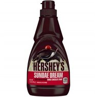 Hersheys - Sundae Dream Double Chocolate Syrup - 425g