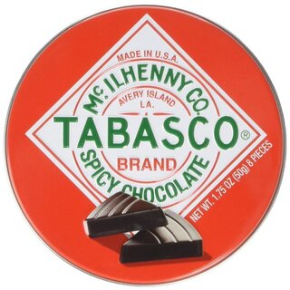 Tabasco Spicy Chocolate - 50g
