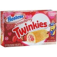 Hostess Twinkies - Strawberry - 385g