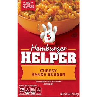 Hamburger Helper - Cheesy Ranch Burger - 167g