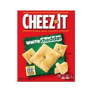 Cheez IT - White Cheddar - 1 x 198g
