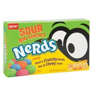 Nerds Big Chewy Sour - 1 x 120,4g