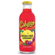 Calypso - Paradise Punch Lemonade - Glasflasche - 6 x 473 ml