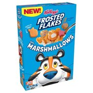 Kelloggs Frosted Flakes Cereal with Marshmallows - 1 x 340
