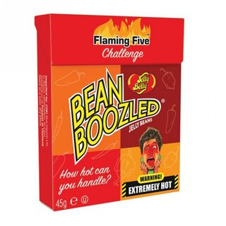 Jelly Belly Bean Boozled Flaming Five - 45g