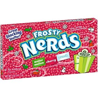 Frosty Nerds Watermelon, Cherry, Punch - 141,7g