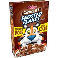 Kelloggs Frosted Flakes Cereal Chocolate - 16 x 388g