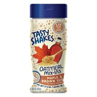 Tasty Shakes Oatmeal Mix Ins - Maple & Brown Sugar - 1 x 85g