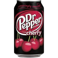 Dr Pepper - Cherry - 12 x 335 ml