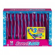 SweeTarts Candy Canes - 1 x 150g