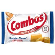 Combos Stuffed Snacks - Cheddar Cheese - 1 x 48,2g