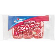 Hostess - Zingers Rasperry - 1 x114g