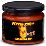 Pepper King Habañero-Dip - 250g