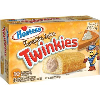 Hostess Twinkies - Pumpkin Spice - 385g