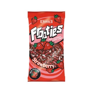Frooties - Strawberry - 1,1 Kg (360 Stück)