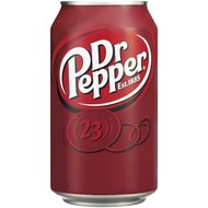 Dr Pepper - Classic - 12 x 355 ml