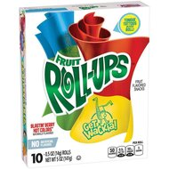 Betty Crocker - Fruit Roll-Ups - Blastin Berry Hot - 1 x...