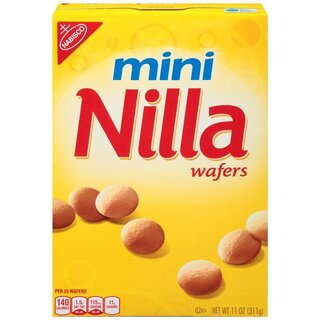 Nabisco - Mini Nilla Wafers - 311g