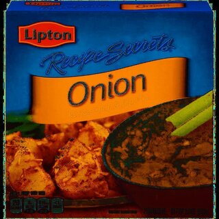 Lipton - Recipe Secrets - Onion Recipe Soup & Dip Mix - 56,7g