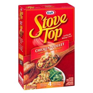 Kraft - Stove Top Stuffing Mix Chicken Poulet - 120 g